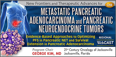 Metastatic Pancreatic Adenocarccinoma and Pancreatic Neuroendocrine Tumors