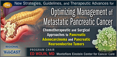 Optimizing Management of Metastatic Pancreatic Cancer